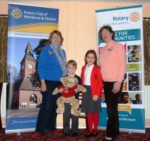 Teddy Bear Trail 2015